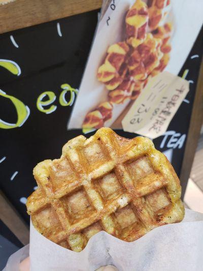 ミスターワッフル 小田急マルシェ新百合ヶ丘店 (MR.waffle)