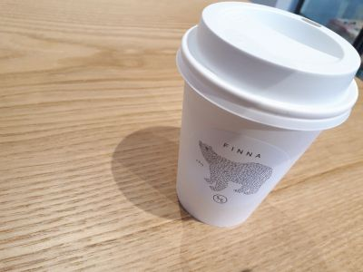 FINNA COFFEE STAND