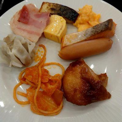 Tマークシティホテル東京大森 レストラン Tテーブル