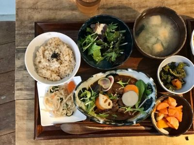 PUBLIC KITCHEN cafe 中崎町店