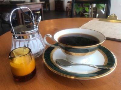 サイフォンコーヒー ソウエイシャ喫茶室 宜野湾店