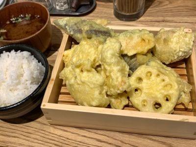 天ぷらスタンドKITSUNE 今池店