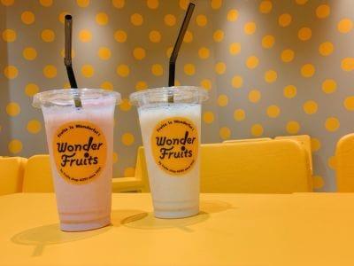 Wonder Fruits LINKS UMEDAの口コミ