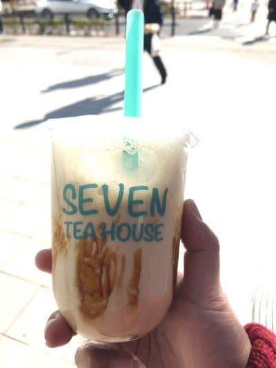 SEVEN TEA HOUSE 七香茶珈舎の口コミ