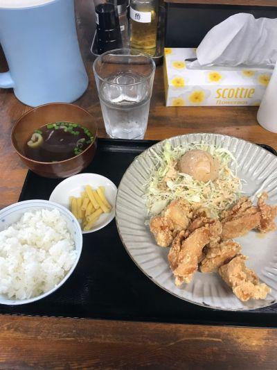 B型劇場 麺屋絆道