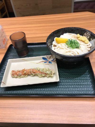 はなまるうどん 飯田橋東口店