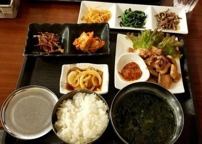 韓国家庭料理 家味本店