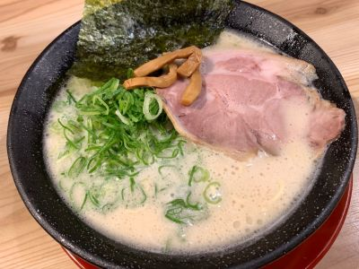熟成豚骨ラーメン専門 一番軒 今池店