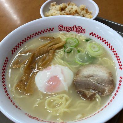 スガキヤ 津島ヨシヅヤ3F店