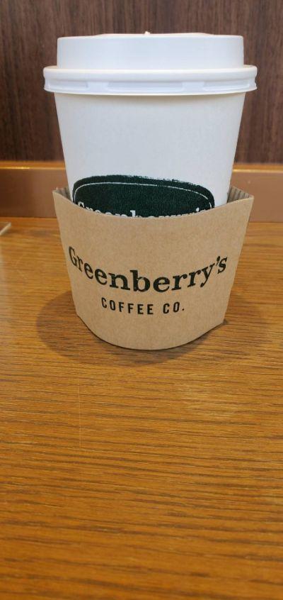 グリーンベリーズコーヒー 宝塚劇場前店