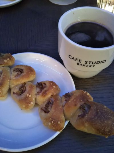 CAFE STUDIO BAKERYの口コミ