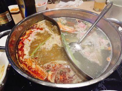 モンゴル薬膳鍋