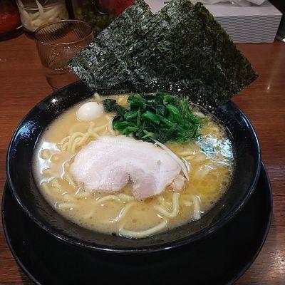 横浜家系らーめん 石神井商店