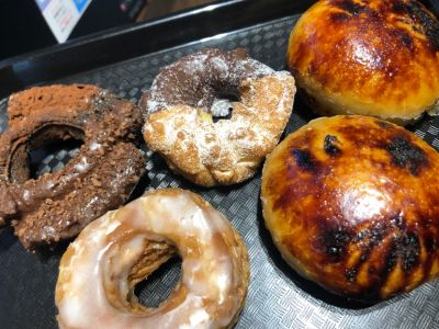 JACK IN THE DONUTS THE OUTLET HIROSHIMA