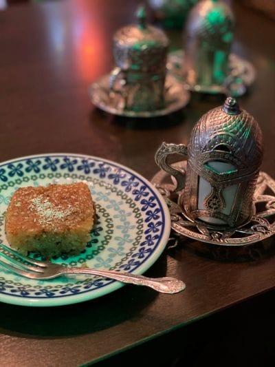 クルド家庭料理 手芸カフェ メソポタミア