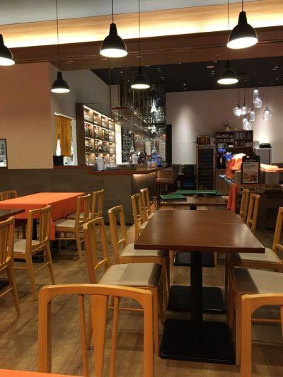 レストラン&バー ベルマルシェ ホテルミュッセ銀座名鉄店