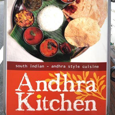 アーンドラ キッチンAndhra Kitchenの口コミ