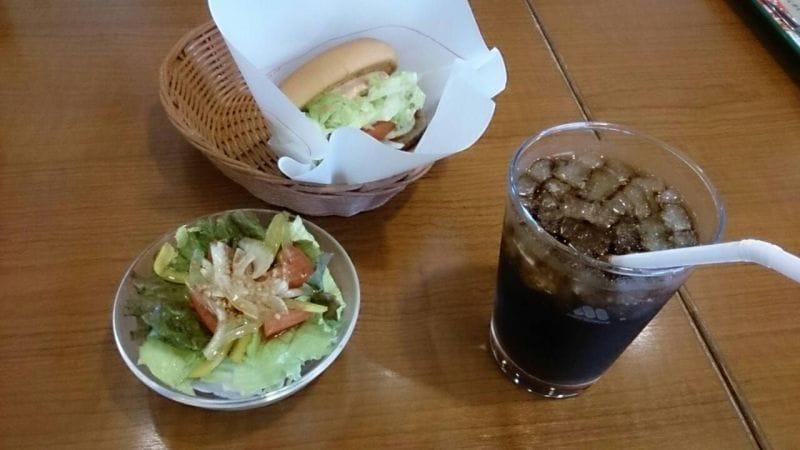 モスバーガー 松江西川津店
