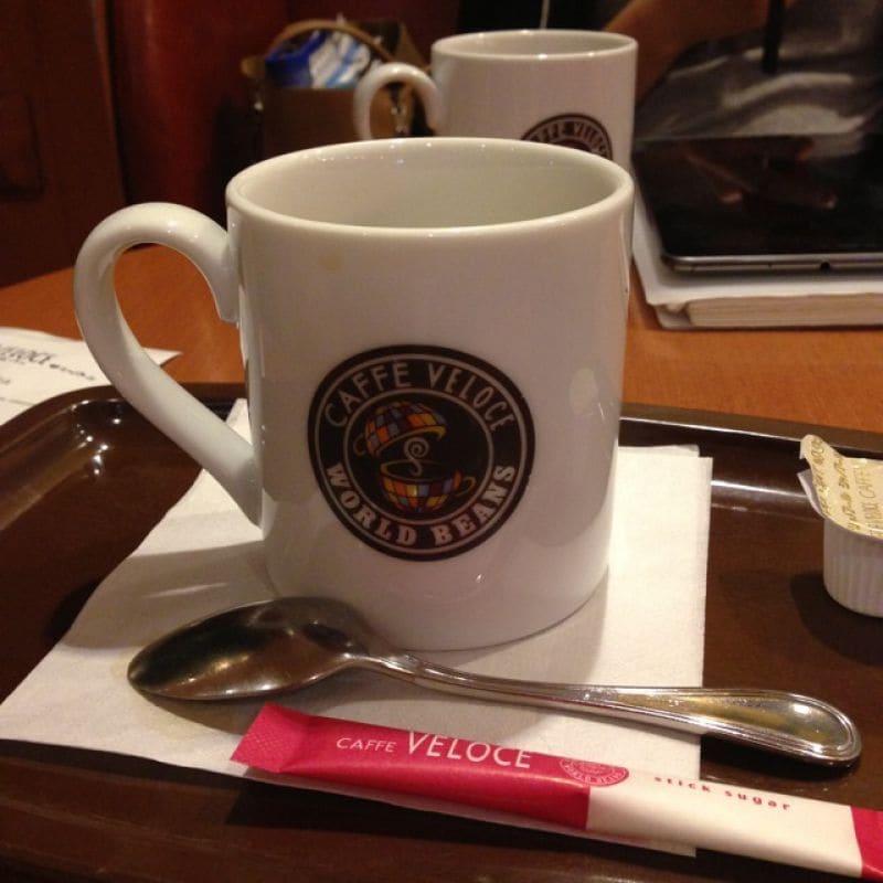 cafe VELOCE 新橋三丁目店