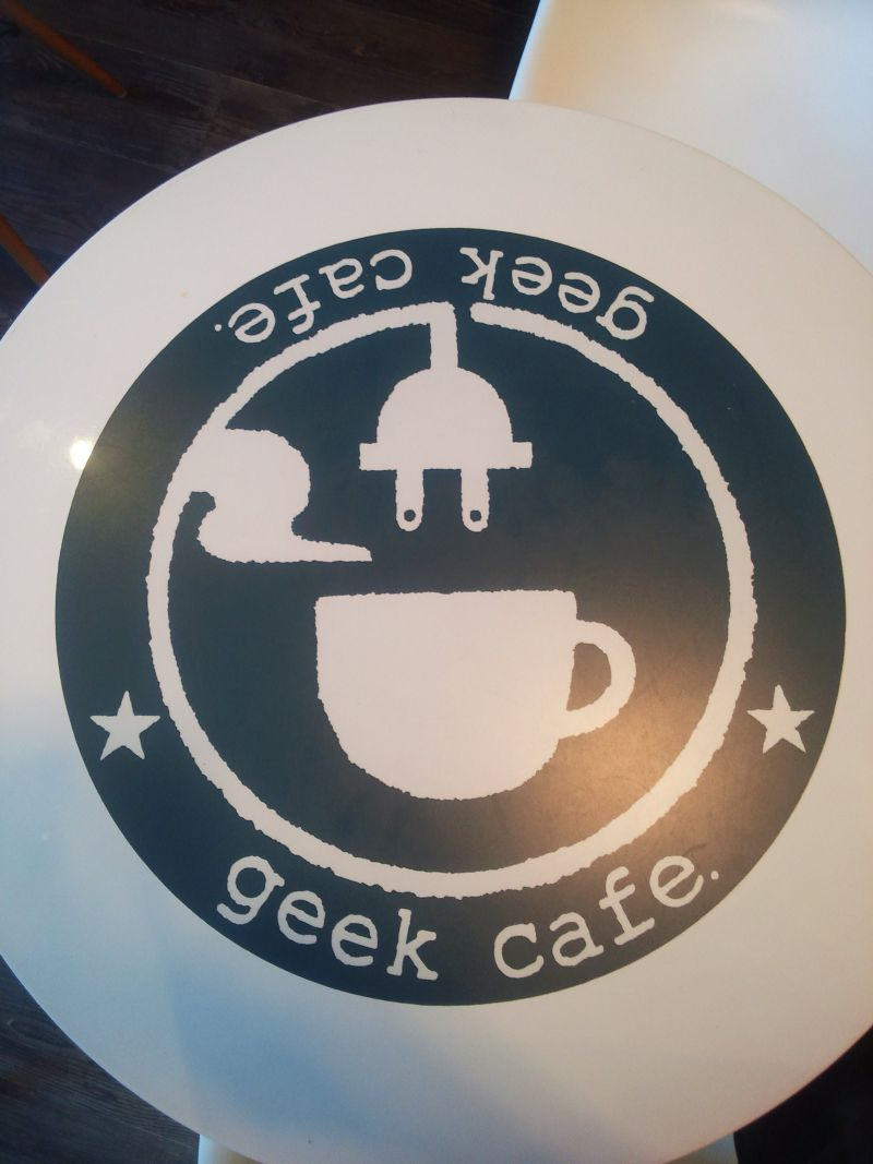 geek cafe 水道橋店