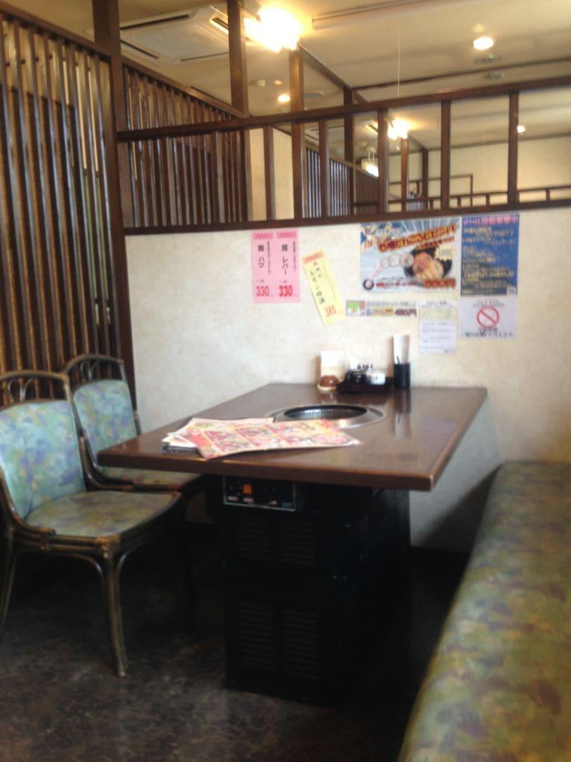 焼肉乃上州 敷島店
