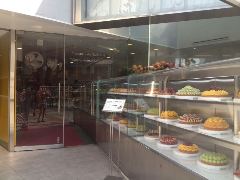 Berry cafe 青山本店