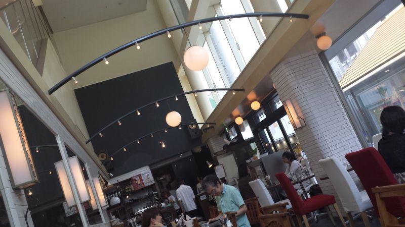 chelsea cafe 新宿ミロード