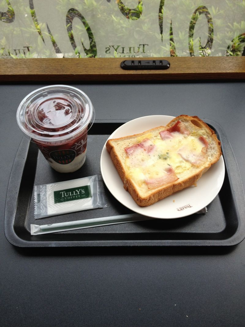 タリーズコーヒー イーホテル東新宿店の口コミ
