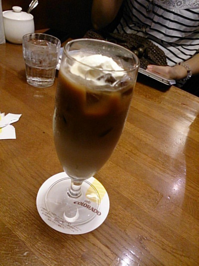 カフェ コロラド 河辺店