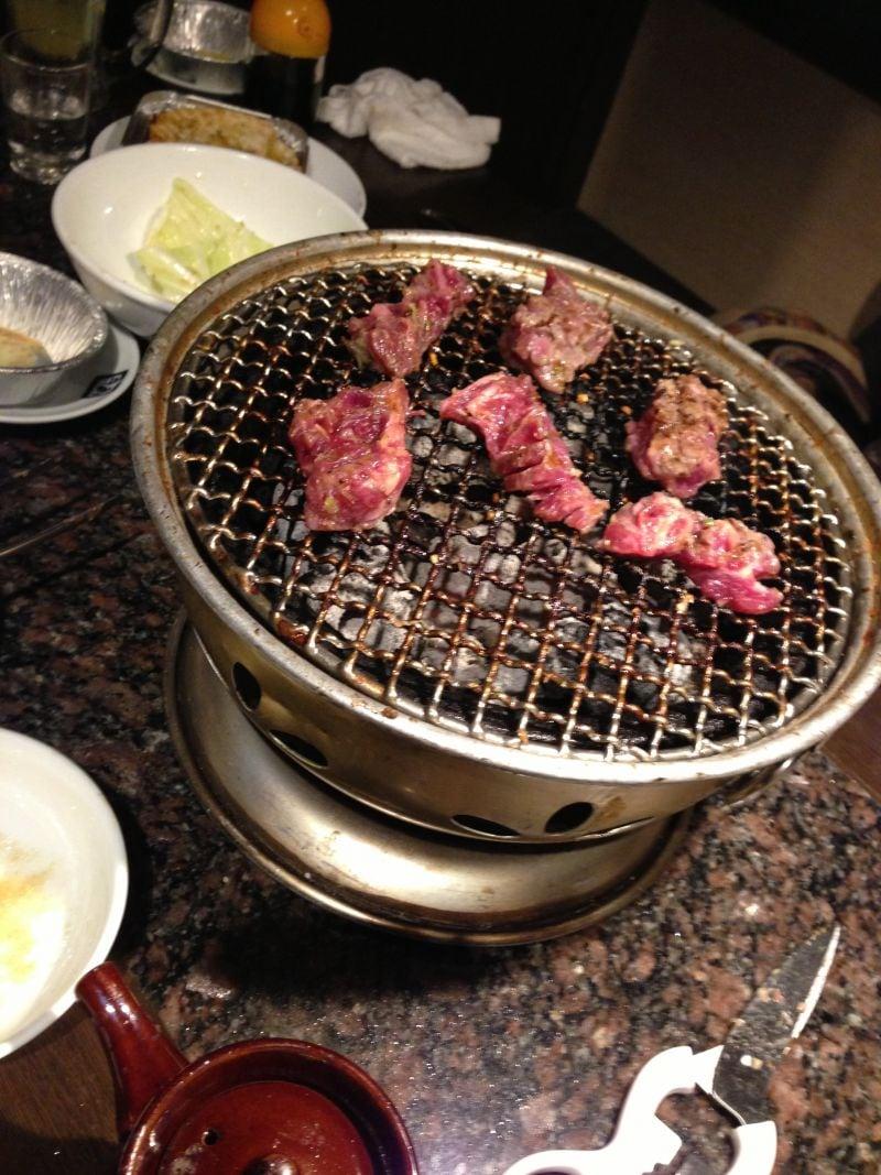 牛角 松江北店