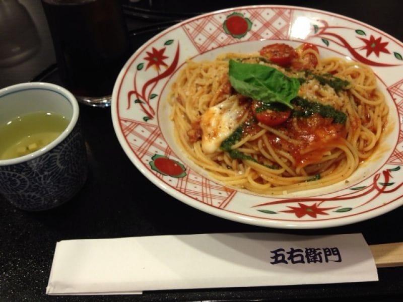 洋麺屋五右衛門 米子店