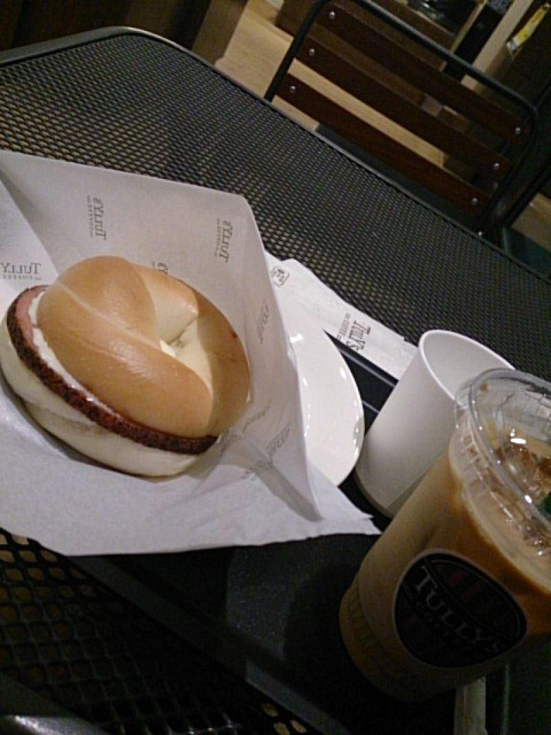 タリーズコーヒー 西新宿駅前店