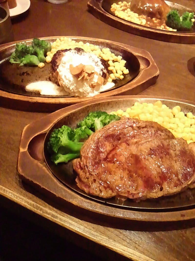 ステーキ カフェ ケネディ 中野坂上店