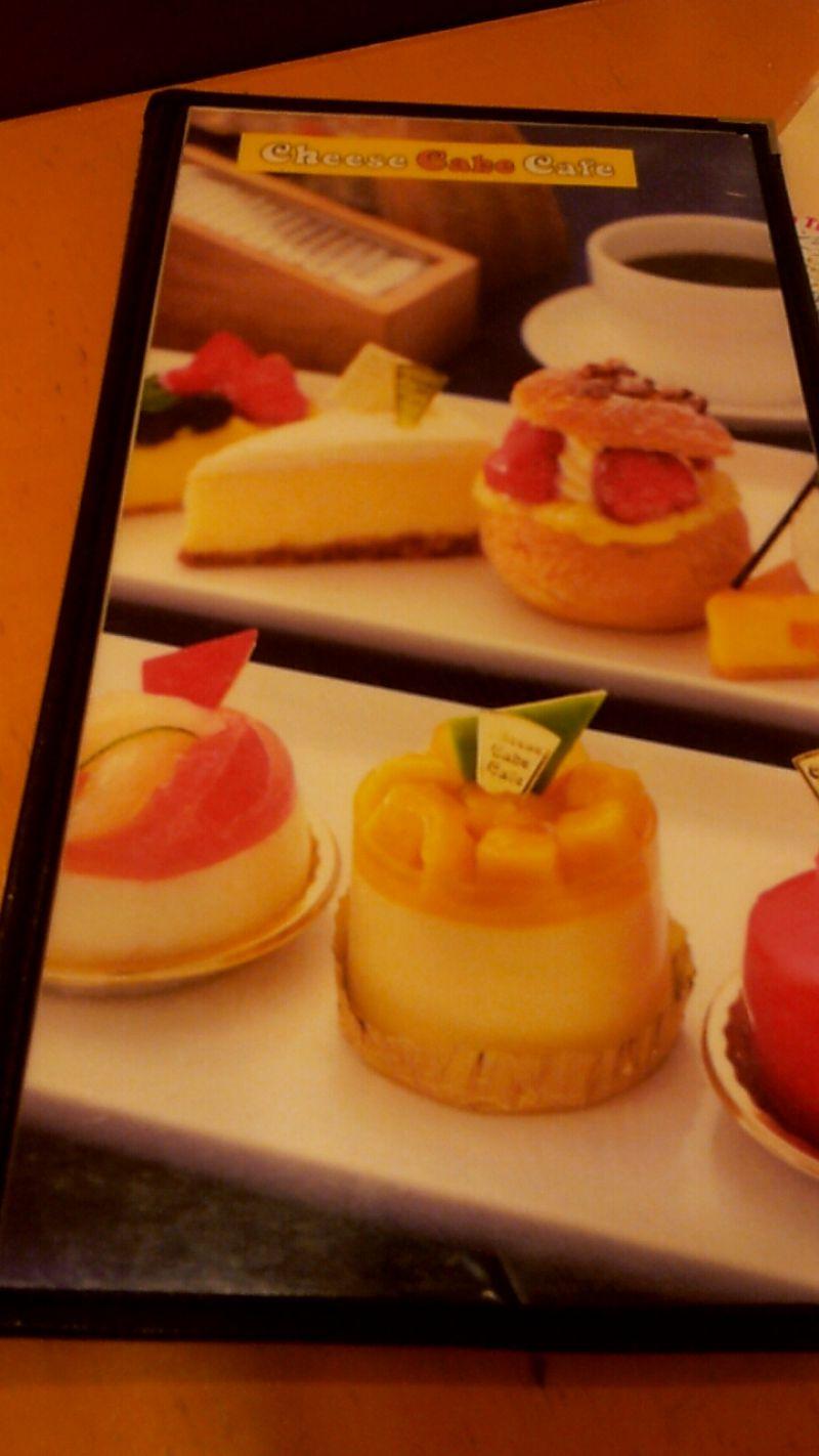 cheese cake cafe 新宿アルタ店