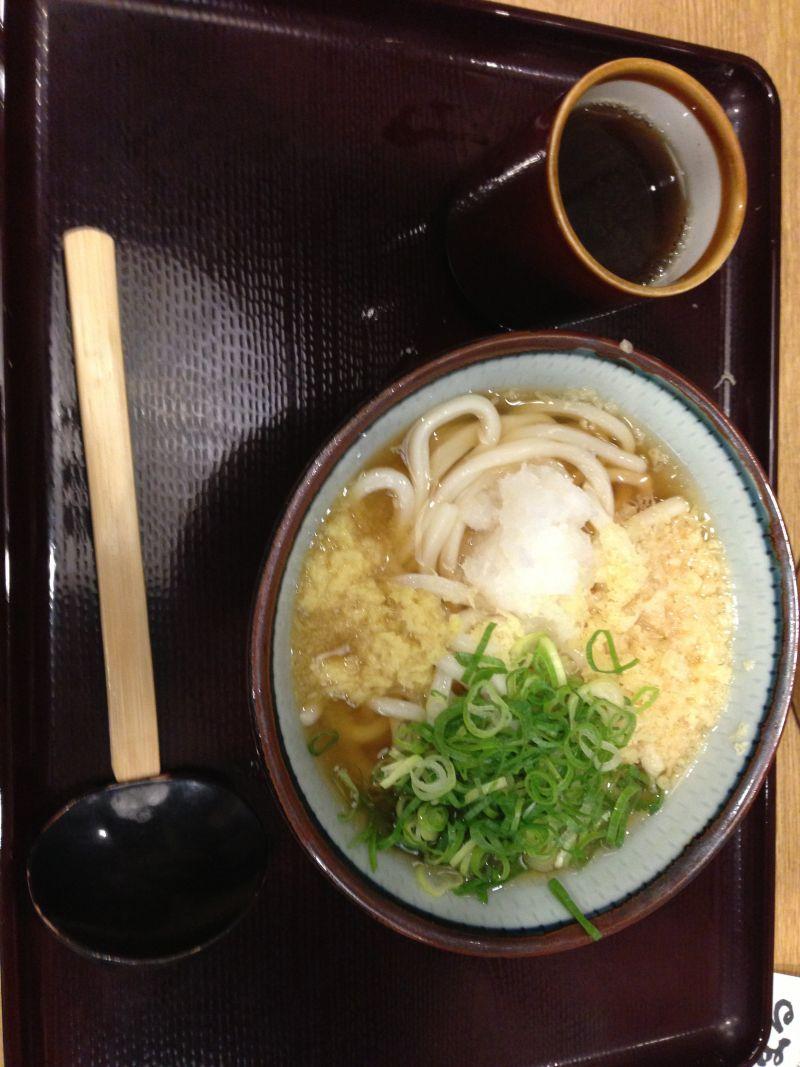 讃岐製麺 麦まる 品川インターシティ店