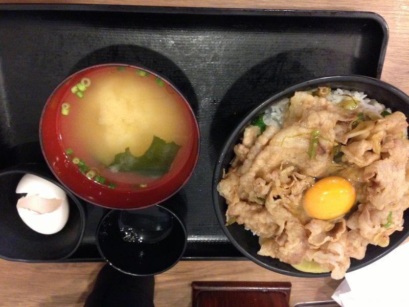 すた丼 品川店