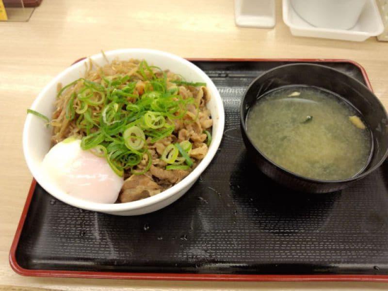 松屋 四日市富田店の口コミ