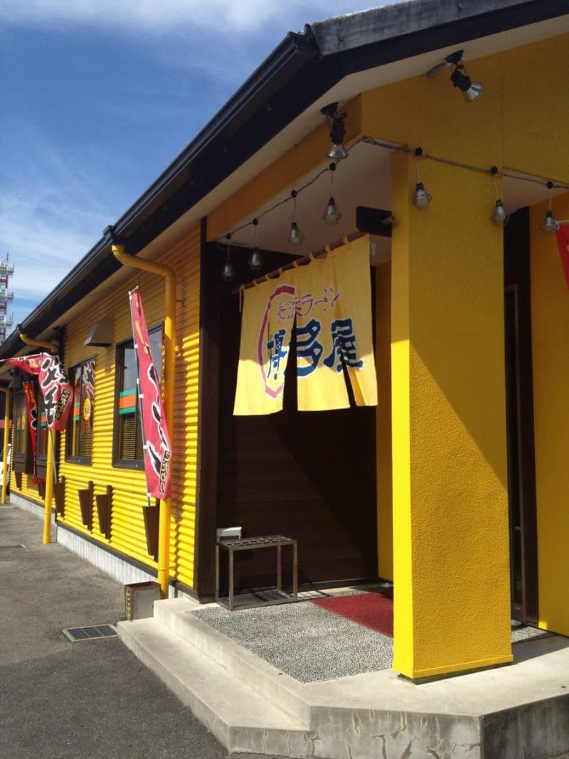 長浜ラーメン 博多屋 松江店の口コミ