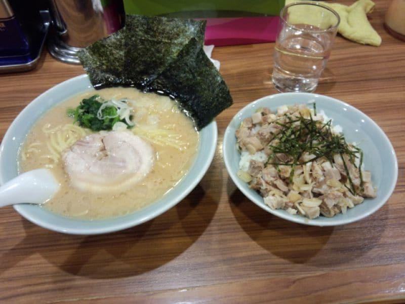 麺家浜風 戸塚店