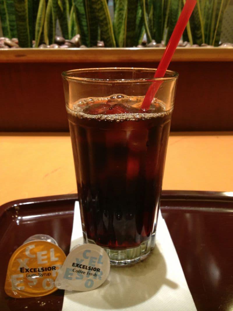 エクセルシオールカフェ 新宿アイランド店