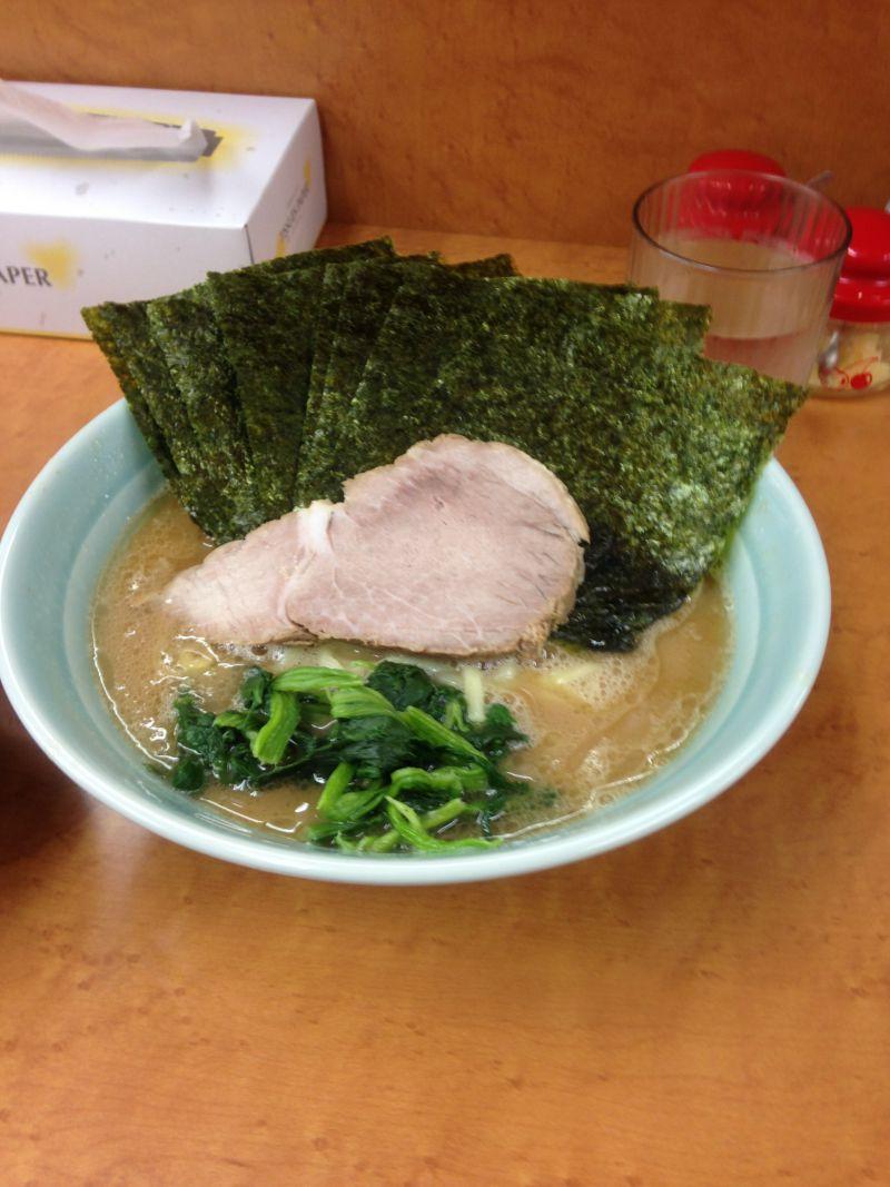 らー麺 家道