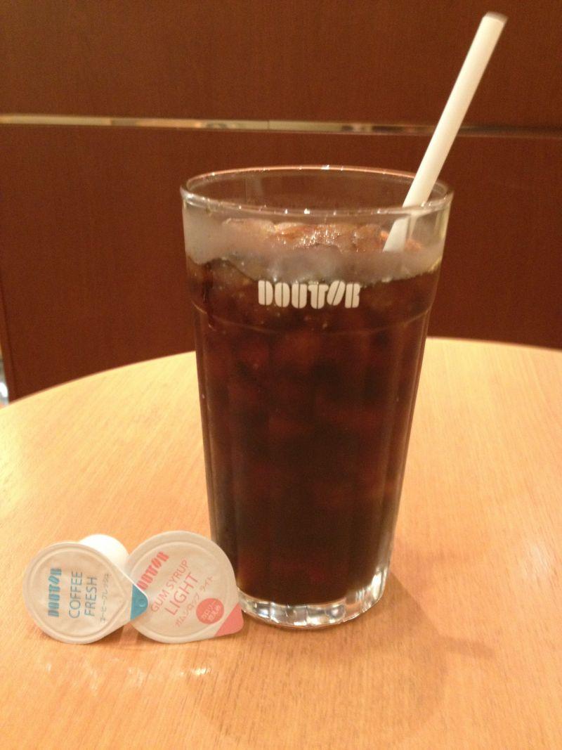 ドトールコーヒーショップ 新宿野村ビル店