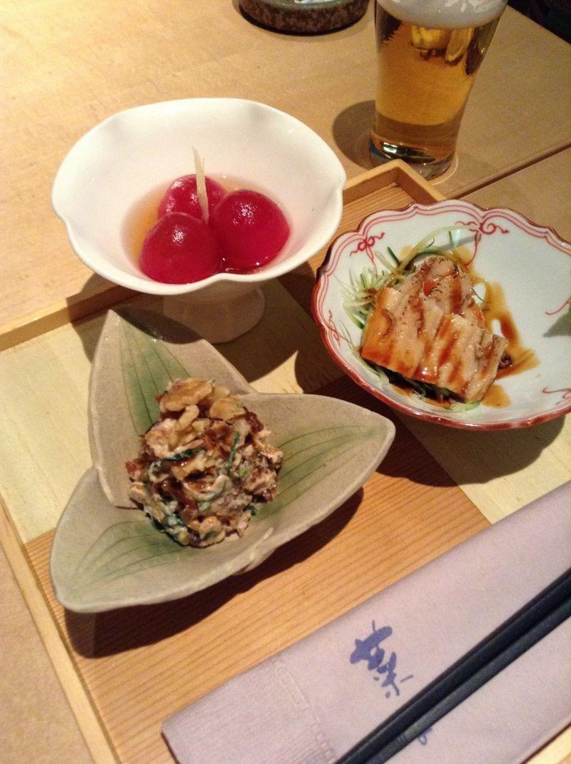 菜な 日本橋 コレド室町の口コミ