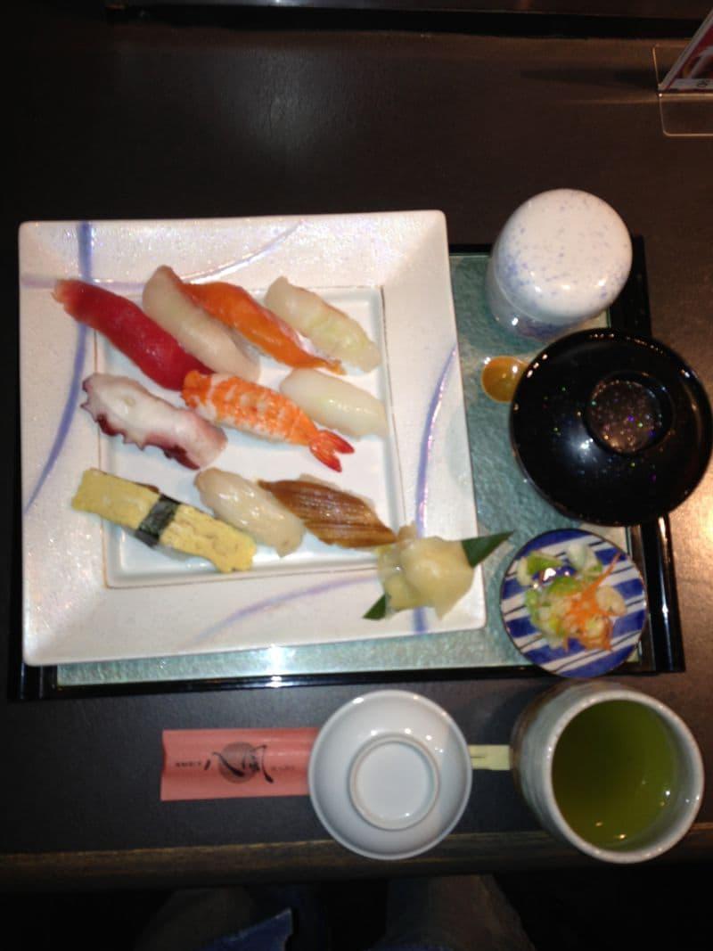 寿司割烹 八風