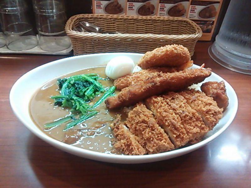麹町カリー新宿十二社通店