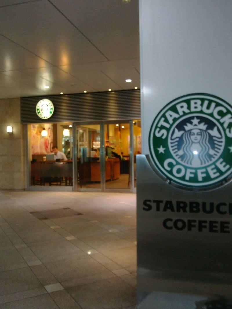 スターバックスコーヒー 国際新赤坂ビル店
