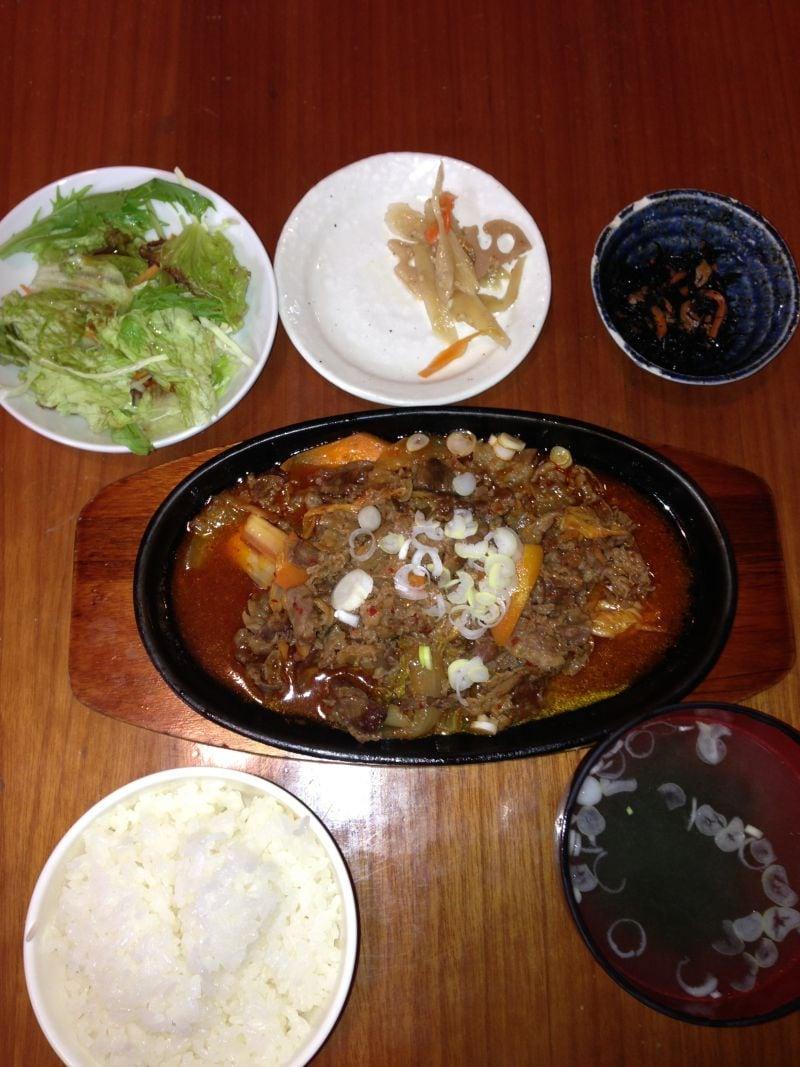 居酒屋 韓国家庭料理 わかなし
