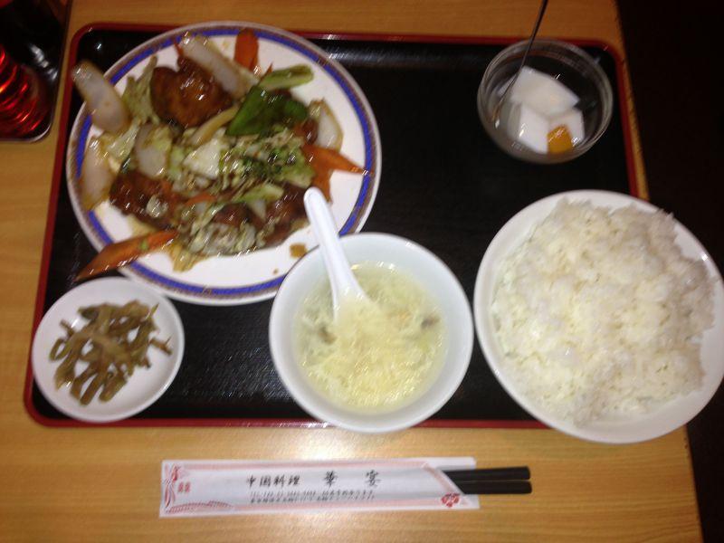 中国料理 華宴 高輪台店