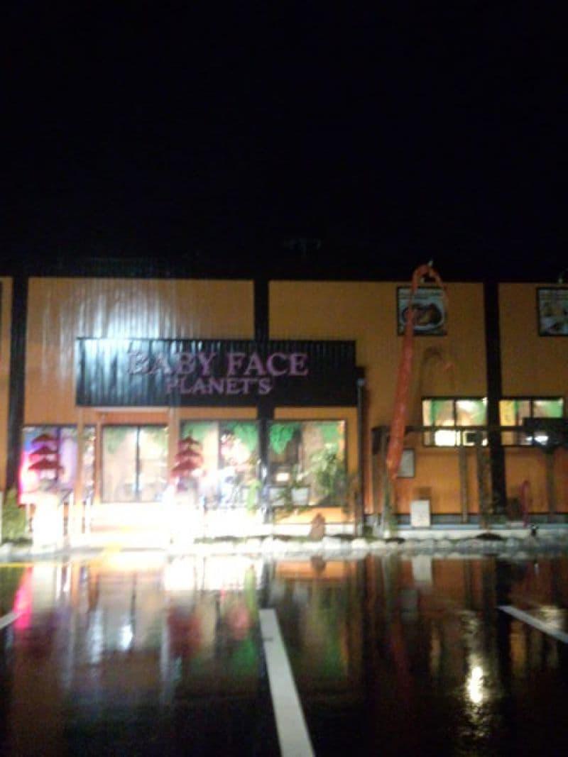 BABY  FACE  PLANET′S  米子店