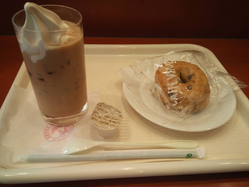 カフェ・ベローチェ 立川南駅前店
